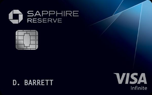 Para la mayoría de los viajeros, Chase Sapphire Reserve® es la mejor tarjeta de recompensas del planeta