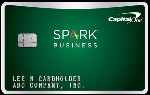 Capital One® Spark® Cash para empresas