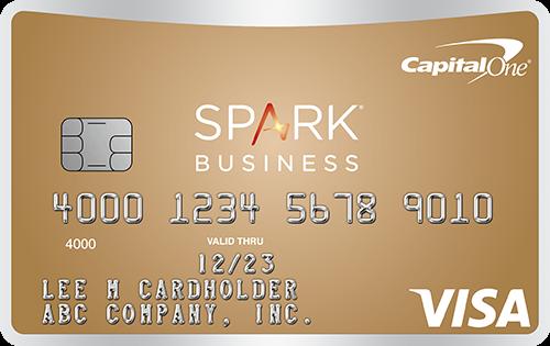Capital One® Spark® Classic para empresas