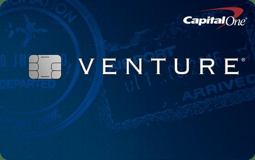Tarjeta de crédito de recompensas Capital One® Venture®