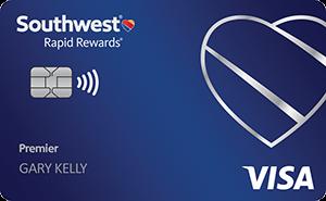 Tarjeta de crédito Premier Southwest Rapid Rewards®