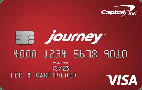 Recompensas para estudiantes Journey® de Capital One®